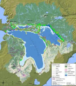 Biodiversity Features of Lake Huron