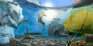 Fantastical Paintings Illustrate Great Lakes Ecology, Threats And History